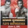Бокс в этот день: Как Флойд Мэйвезер младший стал чемпионом мира