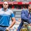Тайсон Фьюри: Бог не допустит, чтобы Кличко победил меня