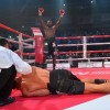 Ола Афолаби нокаутировал Рахима Чахкиева в пятом раунде
