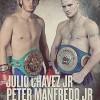 Бокс в этот день: Как Хулио Сезар Чавес младший нокаутировал Питера Манфредо