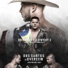 Прямая трансляция UFC on Fox 17: Аньос – Серроне, Дос Сантос – Оверим
