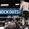 Лучшие нокауты в боксе за 2015 год!