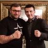 """Михаил Пореченков в передаче """"Боксер и Звезда"""""""