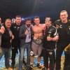 Игорь Михалкин защитил титул чемпиона Европы
