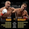 Сергей Ковалев и Андре Уорд: Заявления после боя