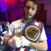 Арам Амирханян победил Рахмонова и стал чемпионом России