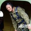 Ко Дню Победы, 91-летний ветеран ВОВ совершил прыжок с парашютом