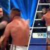 """Скандал в Мюнхене: Как австрийский """"тигр"""" покусал боксера на ринге"""