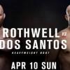 Прямая транляция UFC Fight Night 86: Джуниор Дос Сантос – Бен Ротвелл