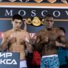 Дмитрий Бивол завоевал временный титул чемпиона Мира WBA в полутяжелом весе
