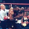 Бокс в этот день: Как Майк Тайсон откусил ухо Эвандеру Холифилду