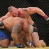 Брок Леснар успешно вернулся в UFC