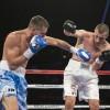 Александр Гвоздик побывал в нокдауне, но победил Карпенси
