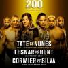 Прямая трансляция UFC 200: Миша Тейт – Аманда Нуньес, Брок Леснар – Марк Хант