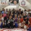 В Москве прошел турнир памяти советского боксера Олега Коротаева