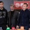 Денис Лебедев и Мурат Гассиев встретились лицом к лицу