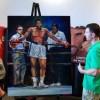 Джейс МакТир – художник, влюбленный в бокс