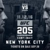 Прямая трансляция UFC 205: Конор МакГрегор – Эдди Альварес, Хабиб Нурмагомедов – Майкл Джонсон