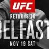Прямая трансляция UFC Fight Night 99: Волков, Лобов, Багаутинов, Мустафаев и Дудиева
