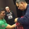 Денис Шафиков в тяжелом бою победил Ричарда Комми