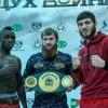Умар Саламов уничтожил Абдаллаха Пазивапази в первом раунде