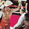 Актер Микки Рурк мечтает провести еще два боя на ринге