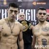 Взвешивание боксеров в Нижнем Тагиле: Дмитрий Бивол, Сергей Кузьмин и другие