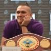 Александр Усик снова остался без боя