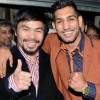 Мэнни Пакьяо и Амир Хан договорились о бое