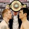 Павел Маликов нокаутировал боксера из Казахстана в Первоуральске