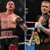 Федор Чудинов встретится с Гровзом за титул суперчемпиона мира WBA