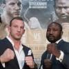 Ола Афолаби и Игорь Михалкин выступят на вечере бокса в Гамбурге