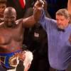 Джеймс Тони завоевал пояс чемпиона Мира WBF в супертяжелом весе