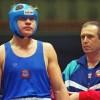 Пьедестал бокса: Александр Мирошниченко