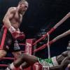 Дмитрий Кудряшов нокаутировал Оланреваджу Дуродолу в пятом раунде