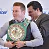 WBC хочет помириться с Саулем Альваресом