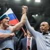 Шахматная война Дениса Лебедева
