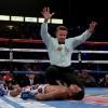 Роман Гонсалес проиграл тяжелым нокаутом