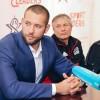 Боксер Ростислав Плечко и книга о тренере чемпионов