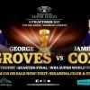 Прямая трансляция WBSS: Джордж Гровз – Джейми Кокс