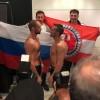 Аргентина: Николай Потапов и Омар Нарваес показали одинаковый вес