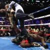 Деонтей Уайлдер брутально нокаутировал Стиверна в первом раунде