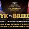 Александр Усик и Майрис Бриедис встретятся на ринге 27 января