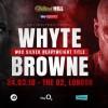 Лукас Браун поедет в Англию за титулом Диллиана Уайта