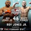 Рой Джонс-младший нашел противника на заключительный бой в карьере