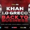 Амир Хан вернется на ринг боем с Филом Ло Греко