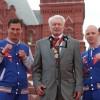 Олег Саитов, Алексей Тищенко и Борис Лагутин вошли в Международный Зал Боксёрской Славы