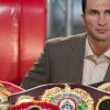 Владимир Кличко высказался за усиление борьбы с допингом в боксе
