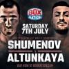 Бейбут Шуменов начнет возвращение на ринг с Хизни Алтункая