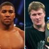 WBA обязала Энтони Джошуа немедленно заключить контракт на бой с Александром Поветкиным